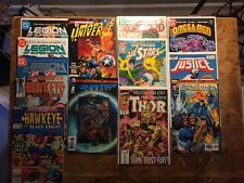 Marvel DC Comic Book Lot of 13 comics