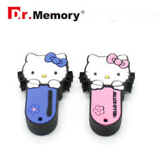 Pendrive Hello Kitty USB Flash 4-64 GB Full Capacity Memory Stick Cartoon Kitty