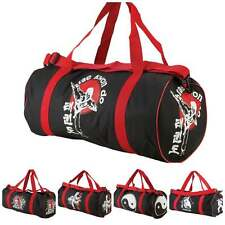 Blitz Sports Martial Arts Drum Gym Bag Karate Judo Taekwondo Ninja