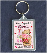 Special Auntie Gift,Birthday Gift for special Auntie,Daughter,Mum,Sister,Grandma