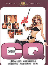 CQ (DVD, 2002, Special Edition) Brand New