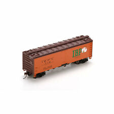 Athearn-HO RTR 40' Steel Reefer, Lowa Beef Packers #778