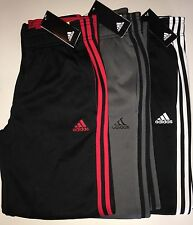 NEW Boy's ADIDAS Athletic Pants, Fleece-Lined Polyester, Pockets, VARIETY NWT