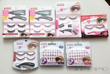 Kiss Ever EZ Lashes - Super Value Pack / Starter Kit / Trio Lashes Combo Pack