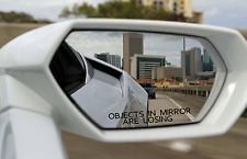 Objects In Mirror Are Losing Vinyl Decal Sticker JDM Racing