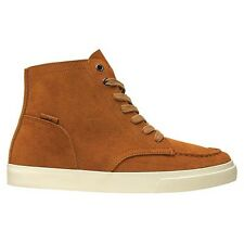 C1rca Womens Summit Vulc High Leather Brown Shoes