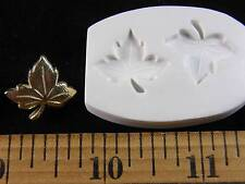 Leaf Polymer Clay Molds Assortment You Choose