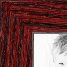 ArtToFrames .75 Inch Cherry on Red Oak Wood Picture Poster Frame 1343 SM