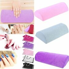 Soft Hand Rest Cushion Pillow Nail Art Manicure Makeup Cosmetic Washable CA FV