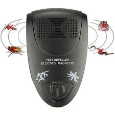 Ultrasonic Electronic Anti Mosquito Mice Insect Pest Bug Control Repeller SB
