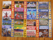 Breedon / Peter Waring - Head to Head Books - Choose your team