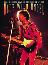 Jimi Hendrix - Blue Wild Angel: Live at the Isle of Wight (DVD, 2002) W/SCENE IN