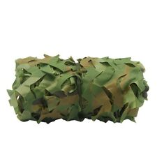 Military Camouflage Net Woodlands Leaves Camo Cover for Camping Hunting 4 Style