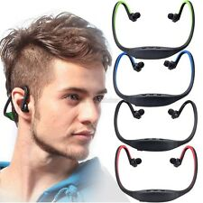 Sport Wireless Bluetooth Stereo Headphone Headset Earphone For iPhone/PC CYBD01