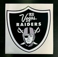 Las Vegas Raiders Outdoor High Quality Vinyl Decal and Wall Cling