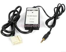Car Aux-in Adapter CD Interface Music Input Cable For Honda Accord Odyssey Civic