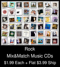Rock(8) - Mix&Match Music CDs @ $1.99/ea + $3.99 flat ship