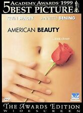 American Beauty (Widescreen Edition), Excellent DVD, Annette Bening, Thora Birch