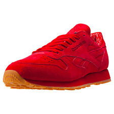 Reebok Classic Bandana Pack Mens Trainers Red Gum New Shoes