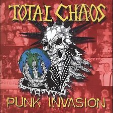 Punk Invasion 2001 by Total Choas