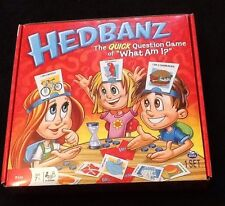 USED HedBanz Head Hands board game / toy MINT COND *Timer Missing* 🌟FREE GIFT