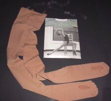 New in Package Capezio 1811 Light Suntan Transition Bodytights Ladies Sz Sm/Med