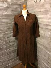 Next Long Sleeved Cut Out Dress Size 12
