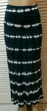 NEW! INC International Concepts Tie-Dye Convertible Studs Maxi Skirt Size S, XL