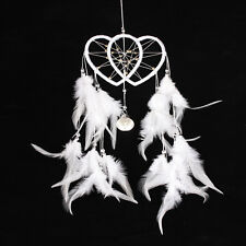 Catcher Net Pendant Wind Chimes Feathers Wall Hanging Decoration Ornament Gift