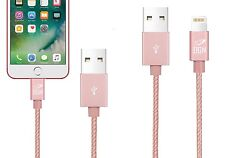 For Apple iPhone/iPad/iPod 10 feet USB Data Sync Charger Lightning Braided Cable