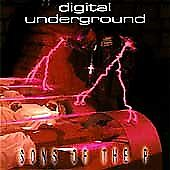 Sons of the P by Digital Underground (Cassette, Jan-1997, Tommy Boy)