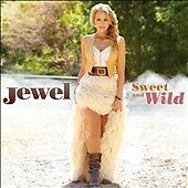 Sweet and Wild 2010 by Jewel . EXLIBRARY *NO CASE DISC ONLY*