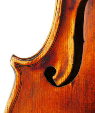 Rare, Antique PAUL BAILLY 4/4 Old Master Violin with expert document - Playable