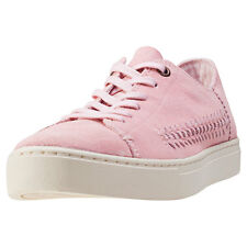 Toms Lenox Womens Trainers Light Pink New Shoes