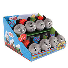 THOMAS TANK ENGINE CUDDLY SOFT MINI BEANIE PLUSH TOY 10cm - 3 Characters **NEW**