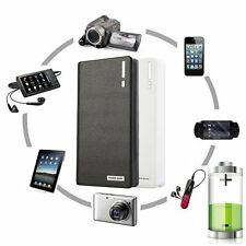 50000mAh External Power Bank Backup Dual USB Battery Charger for Cellphone Lot L