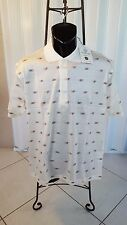 New Mens Ancona Golf Shirt Small Made In Italy Double Mercerized Egyptian Cotton