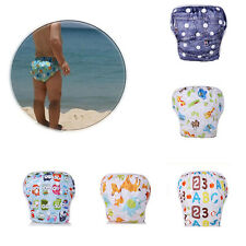Hot Swim Nappy Baby Cover Reusable Multifit Diaper Pants Nappies Swimmers