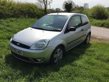 ford fiesta zetec 55 plate 3dr 1.4 low mileage