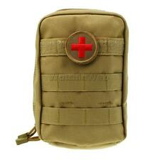 First Aid Tactical EMT Pouch Medic EMS Paramedic Military Molle Utility Pouch
