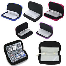 Bags Holder Case Box Carrying Pouch Memory Card Storage for CF/SD/SDHC/MS/DS US