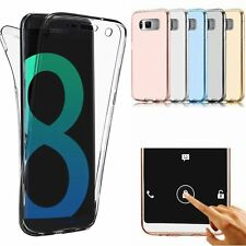 New Shockproof Protective Clear Case Cover For Samsung Galaxy S7 S7 Edge S8 Plus