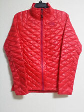 NEW Womens S XL The North Face Thermoball Full Zip Jacket Rambutan Pink Retired