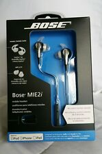 Bose MIE2i Black Mobile Headset for iPod iPhone iPad