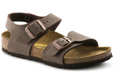 Birkenstock Kids Roma Kinder 233073 - Mocca Leather Sandals