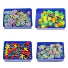 85 Pieces Patchwork Pins Head Pins Quilting Sewing Crafts