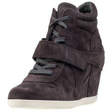 Ash Bowie Softy Womens Wedges Dark Brown New Shoes