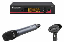 Sennheiser EW145 G3 Wireless Handheld Microphone System with E845 Mic A-Band