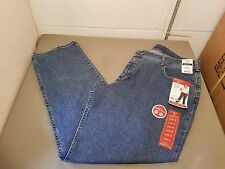 new Riders by Lee womens relaxed fit straight leg denim jeans