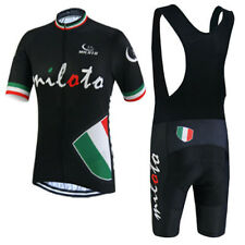 MILOTO Racing Sport Cycling Jersey Sets Pro Bike Team Bicycle Cycling Clothing